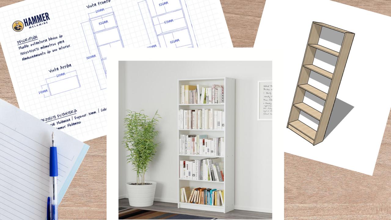 C Mo Construir Nuestro Primer Mueble De Melamina