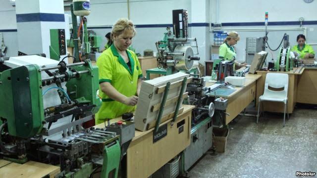 Actividad económica de Armenia aumenta 9.3% en siete meses