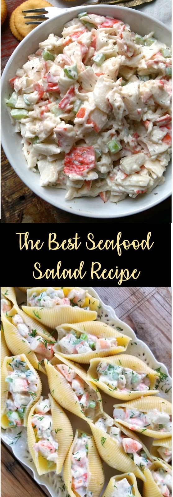 The Best Seafood Salad Recipe