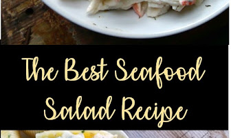 The Best Seafood Salad Recipe