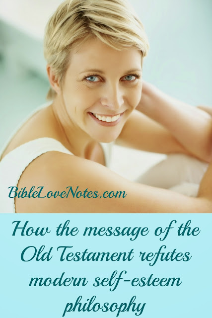 Old Testament, Self-Esteem