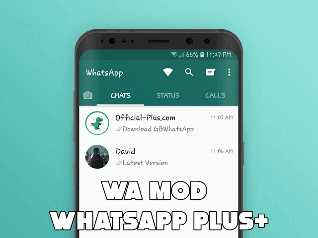 WA Mod WhatsApp Plus
