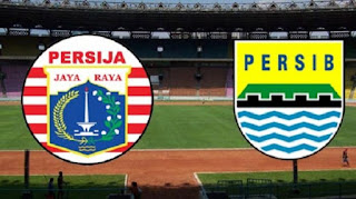 Persija Batal Jamu Persib Bandung di SU GBK