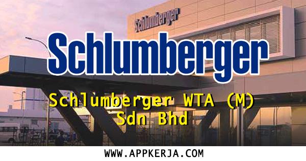 Jawatan Kosong Terkini di Schlumberger WTA (M) Sdn Bhd - 15 Jun 2018
