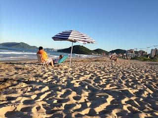 praia brava itajai ao vivo