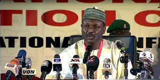 WHY INEC POSTPONES SUPPLEMENTARY GOVERNORSHIP ELECTION IN ADAMAWA