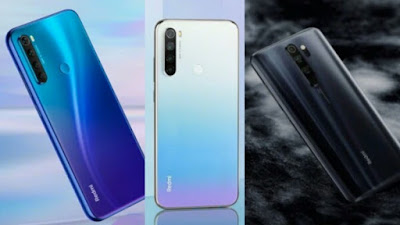 The Redmi Note 8 and Redmi Note 8 Pro Launched in India.