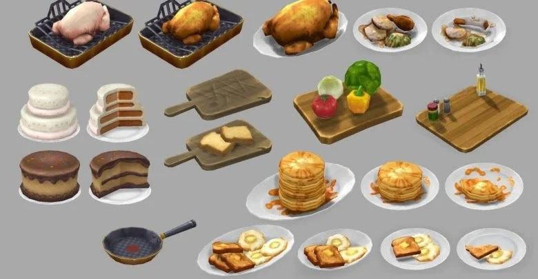 How to collect all Experimental Food Photos in The Sims 4
