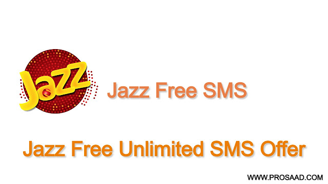 Jazz free Sms code