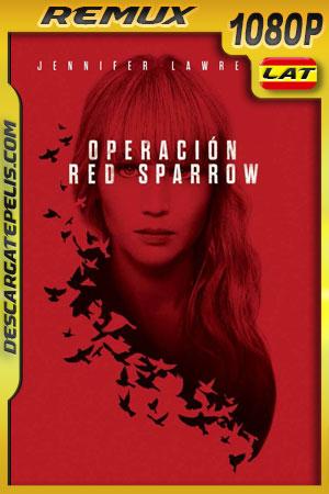 Operación Red Sparrow (2018) 1080p BDRemux Latino – Ingles
