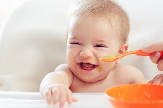 Manfaat Oatmeal untuk Bayi