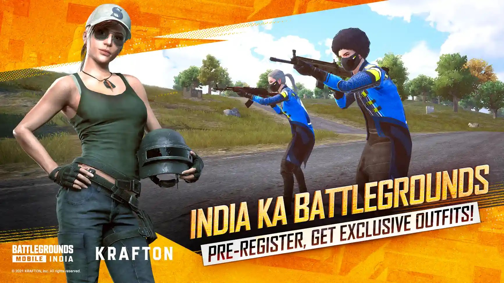 Battlegrounds Mobile India Pre Registration PUBG Mobile India Pre Registration is live on Google Play Store, How to Pre Register for BGMI