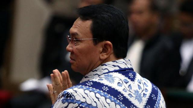 Sidang Perdana PK Kasus Penistaan Agama Ahok Digelar Di Tanggal Ini