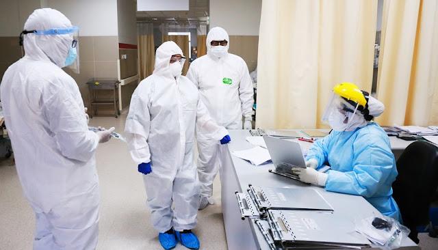Pandemia de coronavirus en América Latina