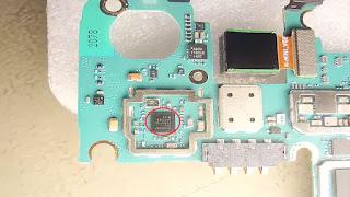 phone IC soldering