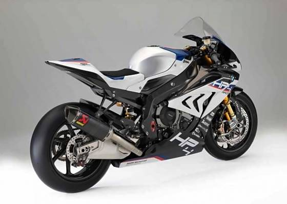 2018 BMW HP4 Race Limited Edition 215 hp Carbon Fiber
