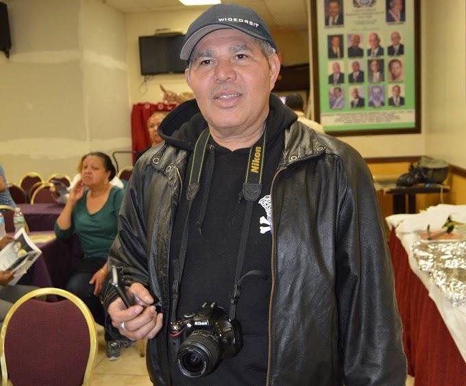 Reconocido foto reportero dominicano Rafael Payano muere arrollado por neumáticos de un camión en El Bronx