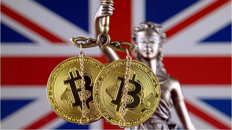 В Великобритании запрещают продажу криптоактивов