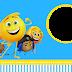 Emoji: Tarjetas o Invitaciones para Imprimir Gratis.