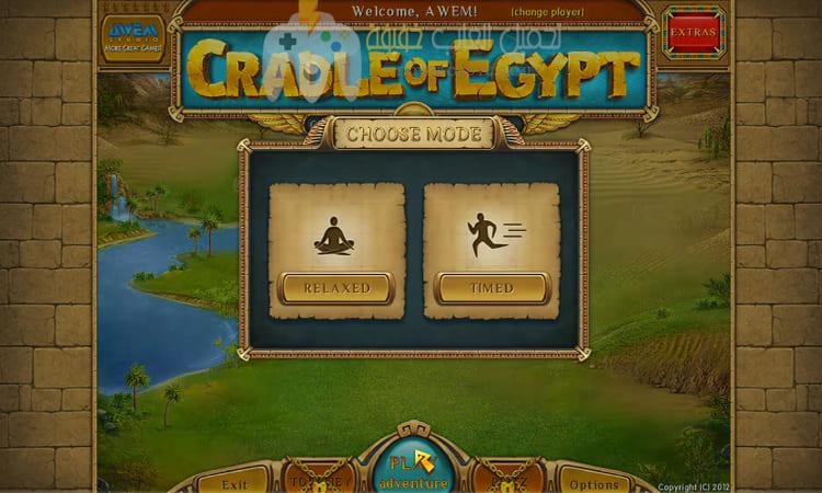 تحميل لعبة بناء الاهرامات Cradle of Egypt برابط مباشر