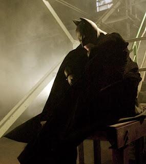 Diseño de mascaras  Batman