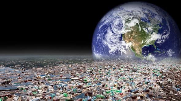 el problema de la contaminación del ambiente