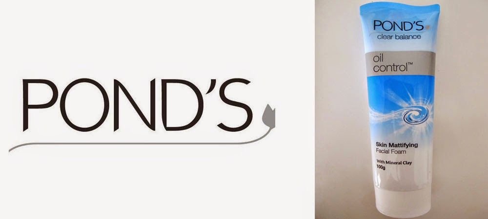 POND'S Clear Balance Oil Control Skin Mattifying Facial Foam Review by Farheen