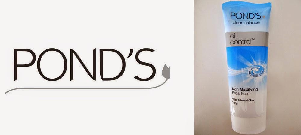 POND'S Clear Balance Oil Control Skin Mattifying Facial Foam Review by Farheen
