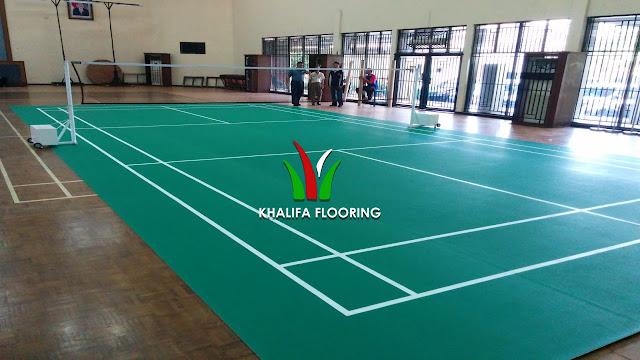 Jual Karpet Lapangan Badminton Surabaya