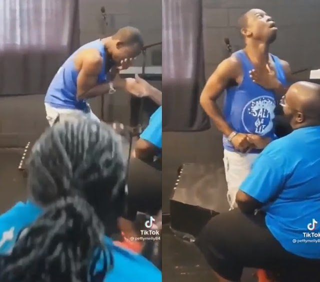 Video: Gay Man Dances In Shock As His Lover Proposes To Him