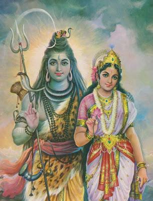 Uma Maheswara Stotram lyrics in Hindi Language