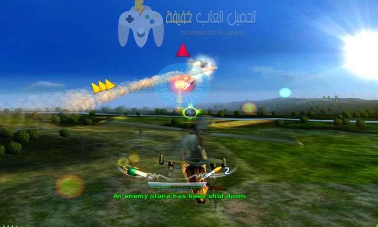 تحميل لعبة حرب الهليكوبتر Helicopter Wars