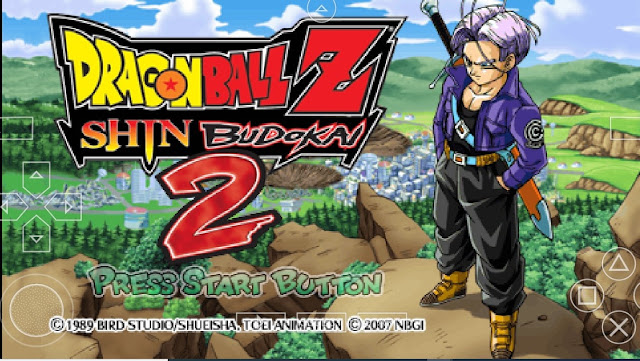 dragon ball z game for ppsspp