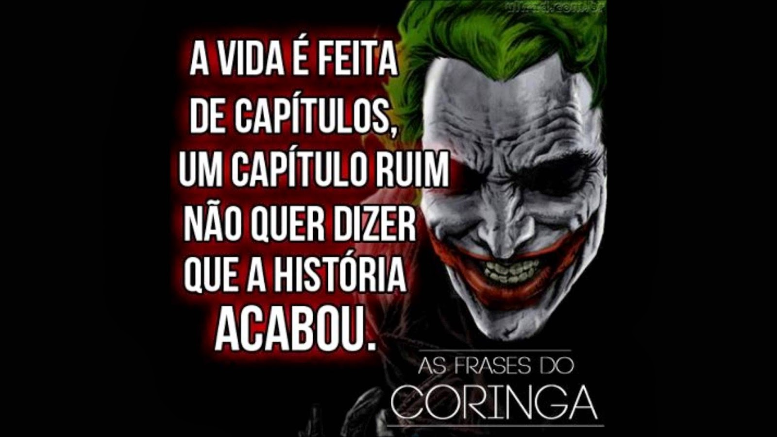 Frases Do Coringa Pensador Para Facebook: Frases Do Coringa 2014 Para Facebook