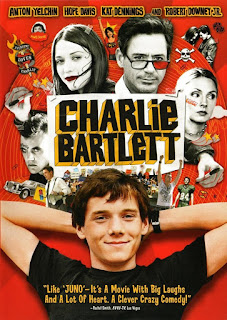 Charlie Bartlett (2007) ชาร์ลี บาร์ทเล็ต ที่ปรึกษาวัยเฮี้ยว เซี้ยวไม่มีใครเกิน