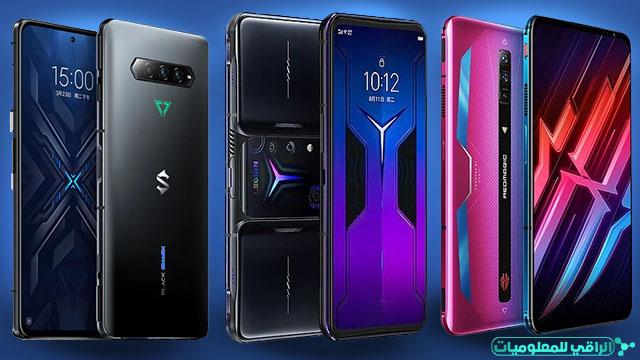 أقوى هواتف الأندرويد أداءاً لعام 2021