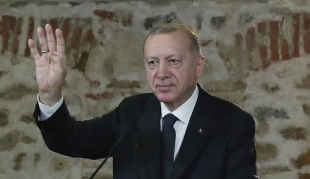 Ερντογάν: Η Τουρκία συζητά την αποχώρηση των στρατευμάτων από την Λιβύη