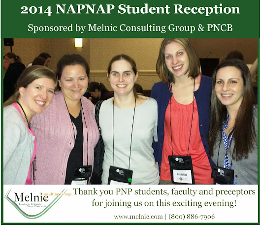 NAPNAP 2014 Student Reception | Melnic Consulting Group