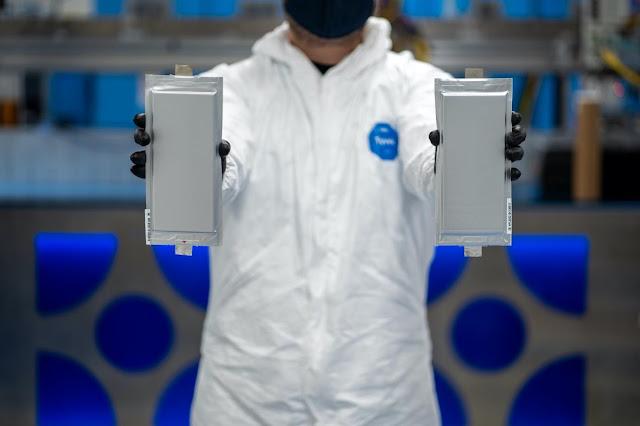 مجموعة BMW تعزز مكانتها الريادية في مجال تكنولوجيا البطاريات من خلال الاستثمار في شركة لإنتاج البطاريات الحالة الصلبة