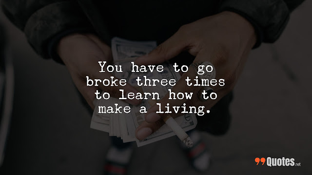 real quotes about money