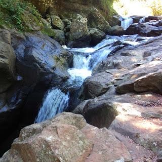 Quedas d' Água, no Panelão, Nova Petrópolis