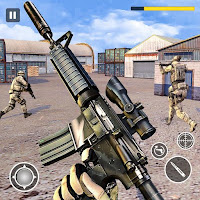 Army Commando Playground Mod Apk
