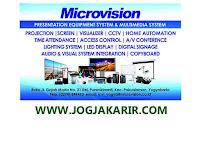 Lowongan Kerja Jogja Agustus 2020 di PT Microvision Indonesia