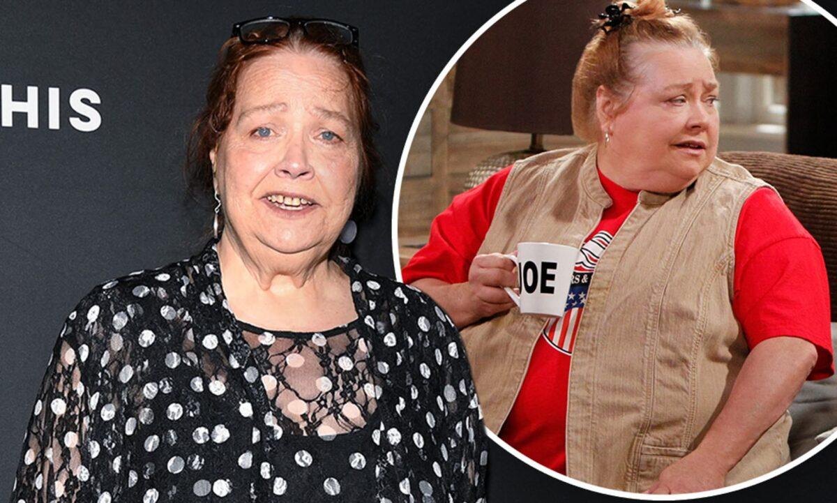 Murió ´Berta´ a los 77 años actriz de Two and a Half Men