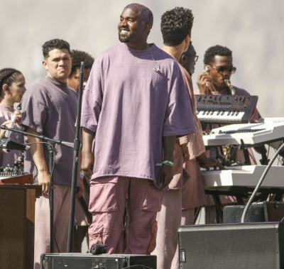 I banned premarital sex amongst my staff during the recording of 'Jesus Is King' album - Kanye West