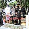 Kapolda Sulsel, Ziarah di TMP di Peringatan Hari Pahlawan