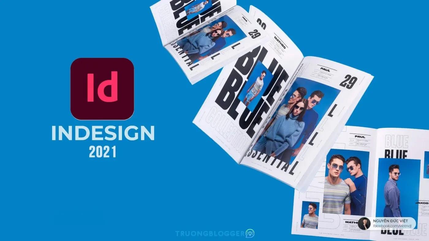 Tải về Adobe InDesign CC 2021 - Hướng dẫn cài đặt chi tiết
