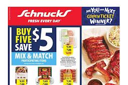 Schnucks Weekly Ad April 18 - 24, 2018