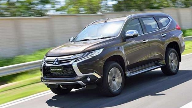2018 Mitsubishi Shogun Changes, Price