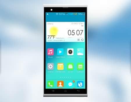 Okapia Magic X Smartphone